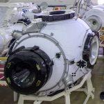 La maquette du module Pritchal au TsPK.