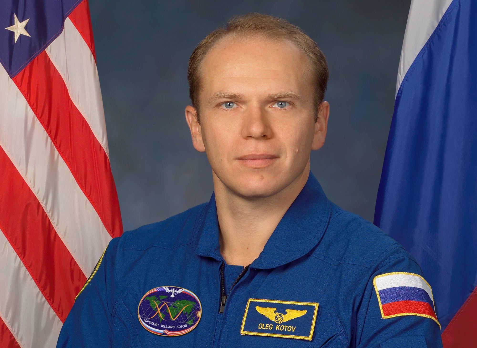 Oleg Kotov, ancien cosmonaute et directeur-adjoint des sciences de l'IBMP-RAN.