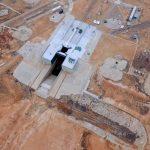 Le site de lancement Zenit à Baïkonour dont l'adaptation au nouveau lanceur Soyouz-5/Irtisch va débuter à Baïkonour.