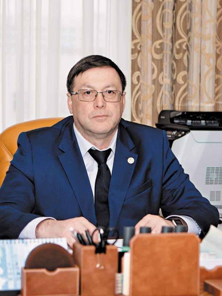 Rouslan Moukhamedzhanov.
