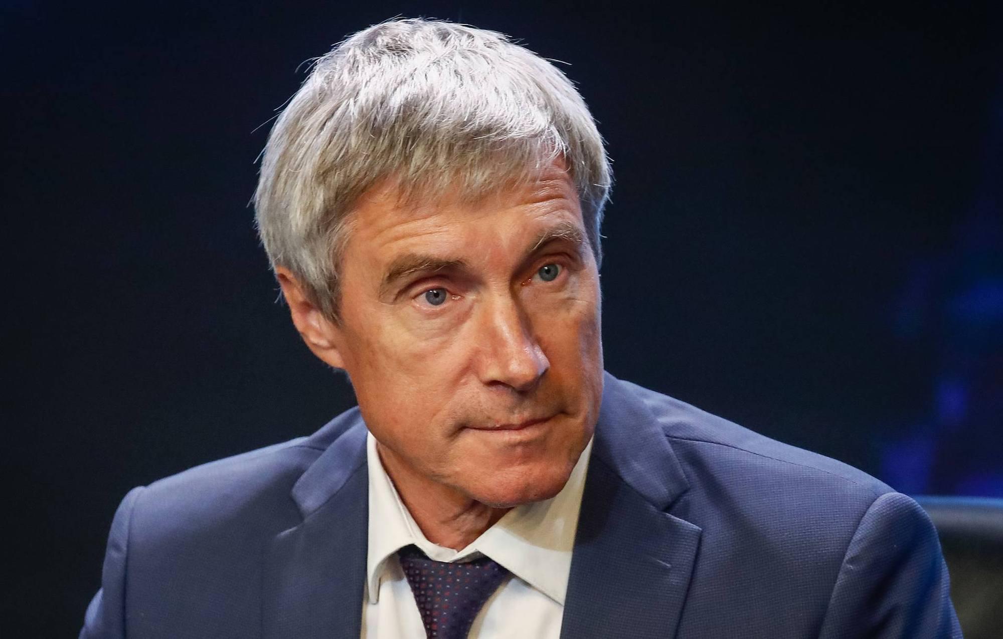 Sergueï Krikalyov.