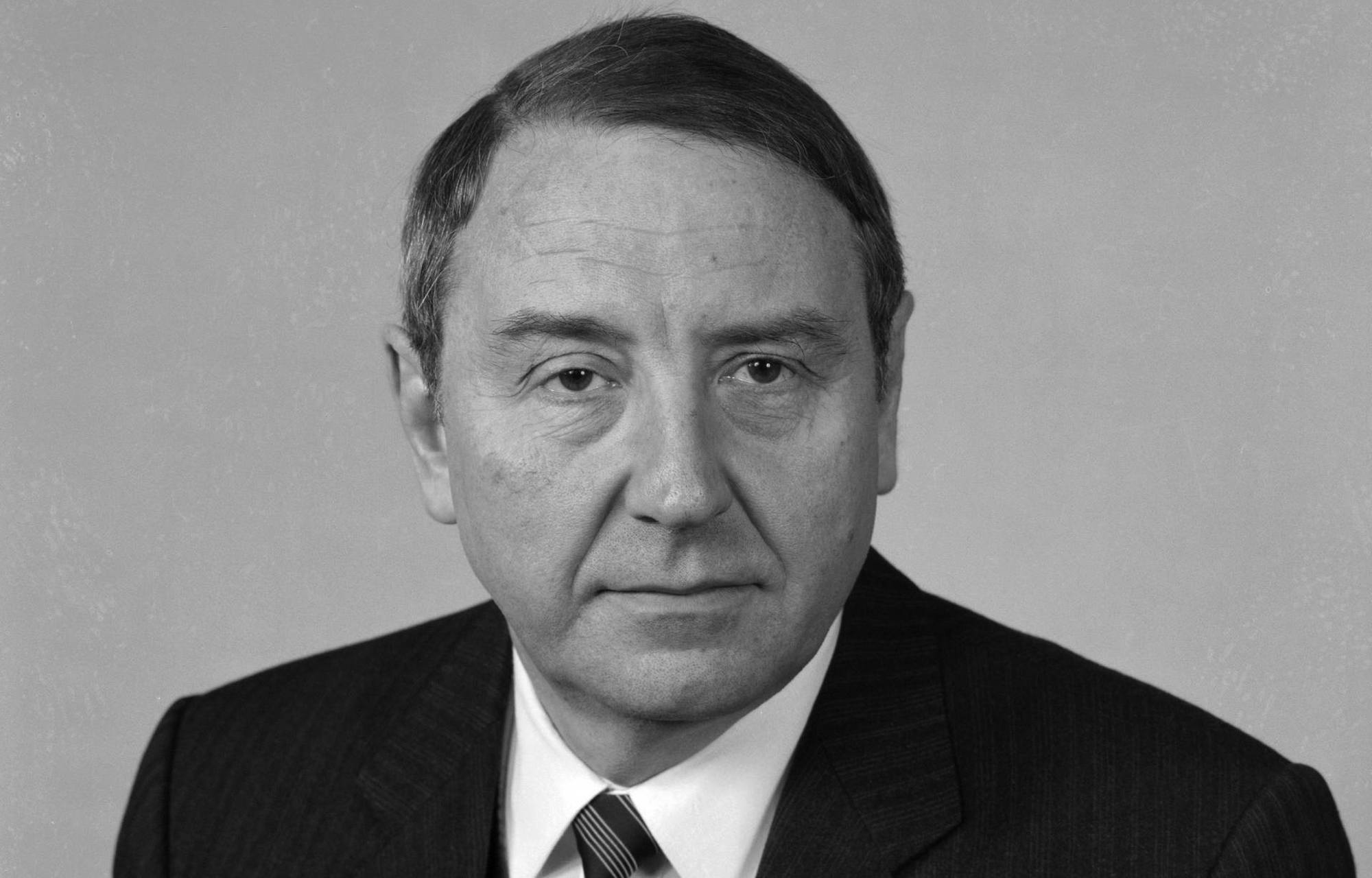 Oleg Baklanov en 1987.