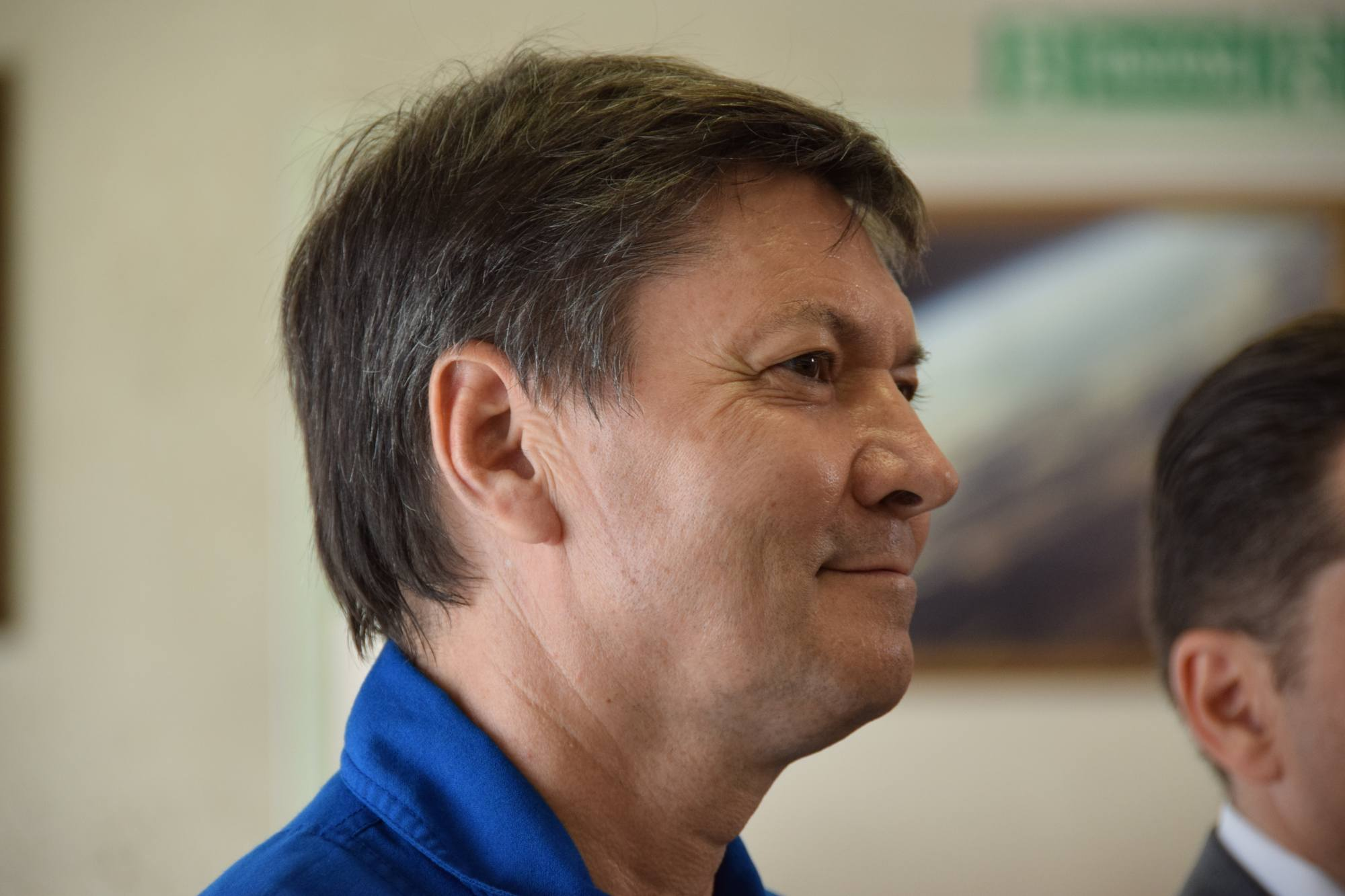 Oleg Kononenko, commandant du corps des cosmonautes et vice-DG du TsPK.