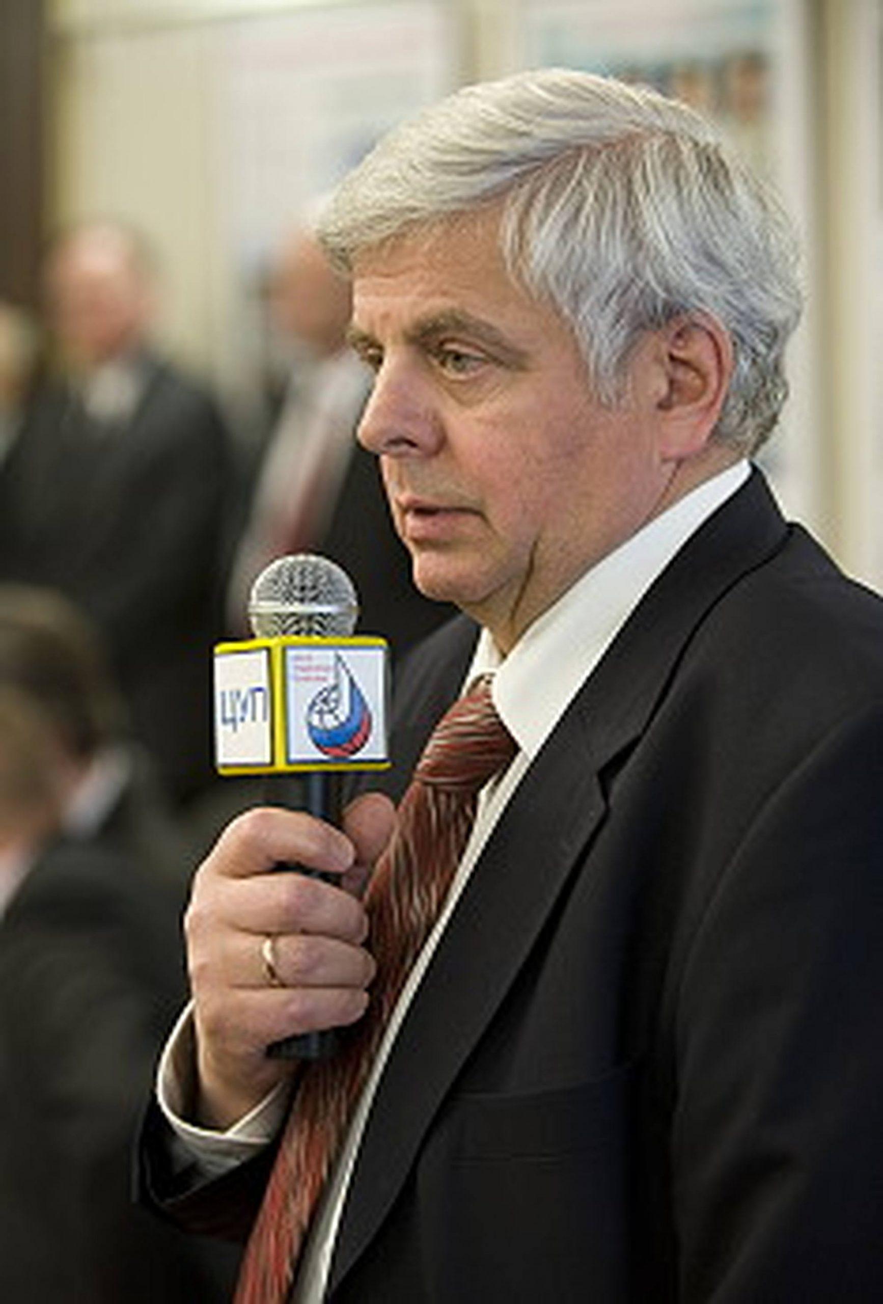 Vladimir Solovyov.