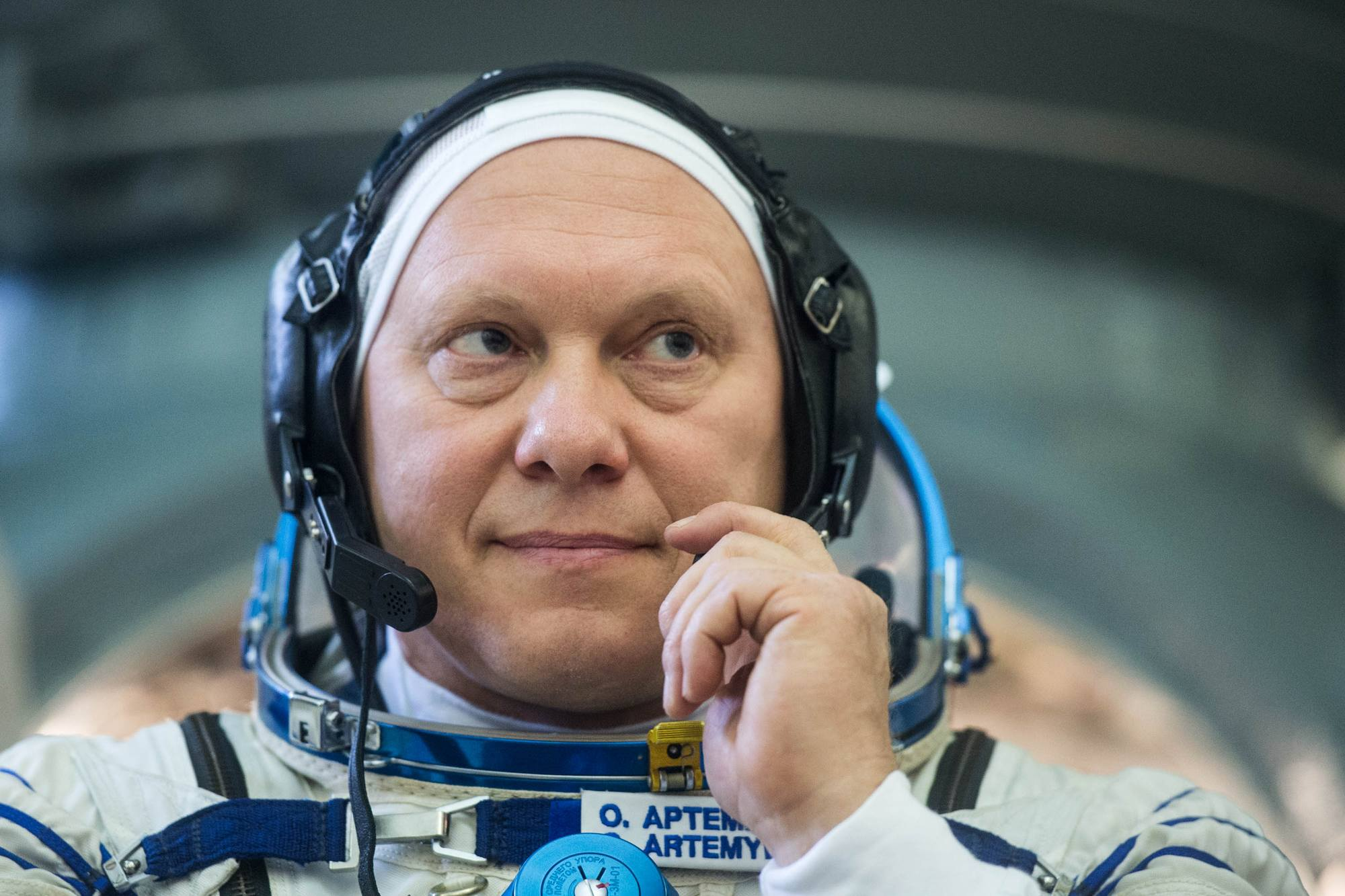 Oleg Artemyev.