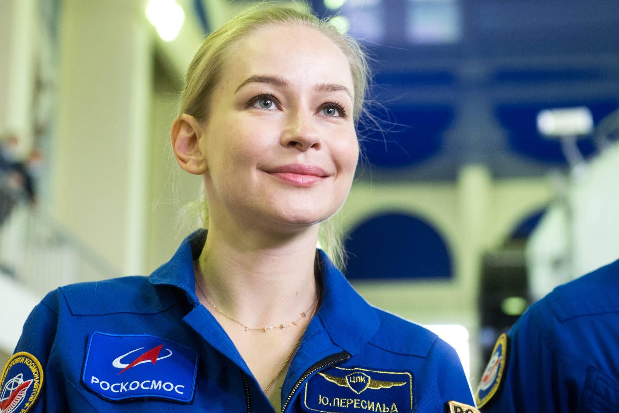 L'actrice Youlia Peresild.